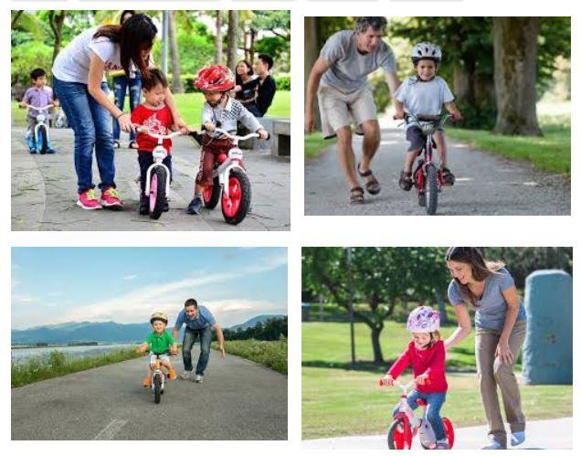bicicletas aro infantil sin ruedas guia