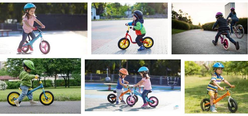 como enseñar a pedalear a un niño