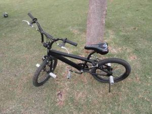 Característica de la bicicleta aro 20