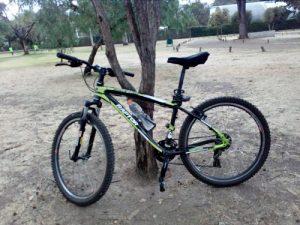 Es recomendable usar bicicletas de aro 24