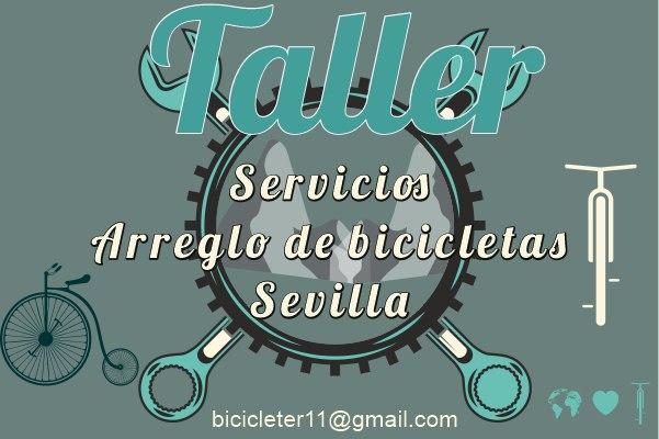 Servicios Arreglo de bicicletas sevilla