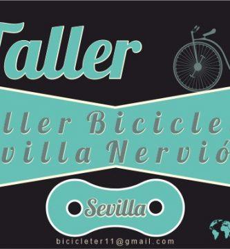 Taller Bicicletas Sevilla Nervión