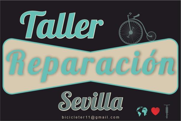 taller reparar bicis en Sevilla